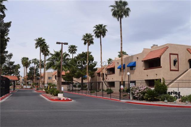 4180 Gannet #334, Las Vegas, NV 89103 (MLS #1984623) :: Sennes Squier Realty Group