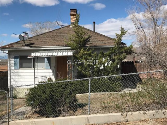 22 Avenue D, Mcgill, NV 89318 (MLS #1984660) :: Catherine Hyde at Simply Vegas