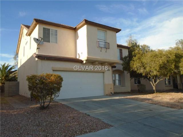 1602 Hammer, North Las Vegas, NV 89031 (MLS #1984681) :: Realty ONE Group