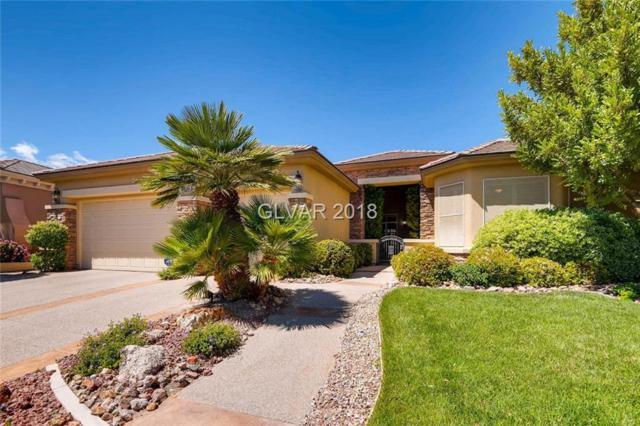 10304 Sweet Fennel, Las Vegas, NV 89135 (MLS #1984750) :: Trish Nash Team