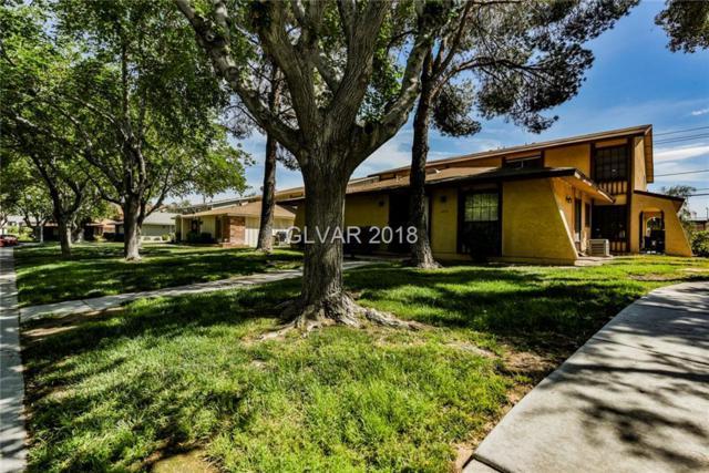 1549 Elizabeth #3, Las Vegas, NV 89119 (MLS #1984763) :: Sennes Squier Realty Group