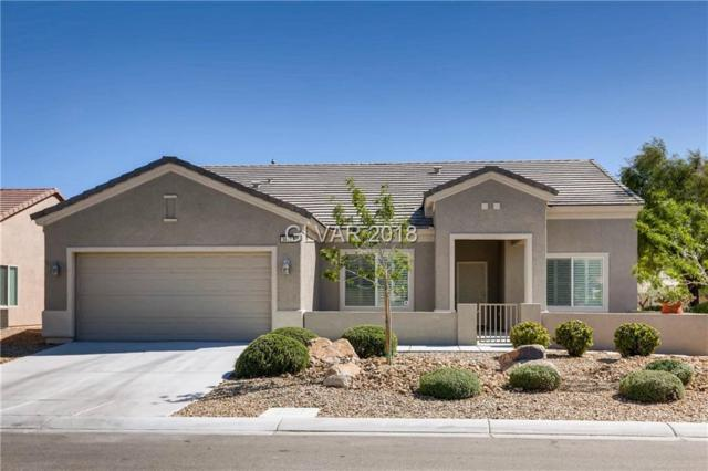 3613 Crested Cardinal, North Las Vegas, NV 89084 (MLS #1984774) :: The Snyder Group at Keller Williams Realty Las Vegas