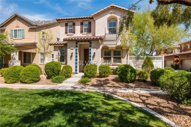 3176 Design Cast, Henderson, NV 89044 (MLS #1984864) :: Realty ONE Group