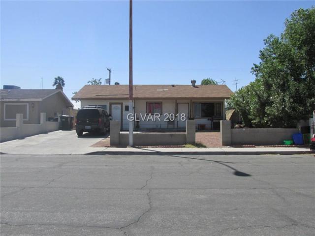 3415 Dillon, North Las Vegas, NV 89030 (MLS #1984882) :: Realty ONE Group