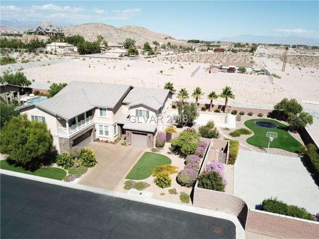 7368 Mezzanine View, Las Vegas, NV 89178 (MLS #1984967) :: Realty ONE Group