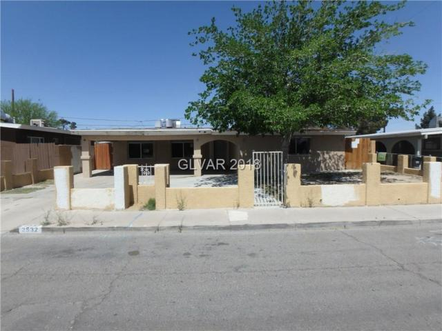2532 Taylor, North Las Vegas, NV 89030 (MLS #1985078) :: Realty ONE Group