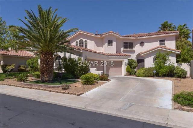 1889 Whispering, Henderson, NV 89012 (MLS #1985166) :: Realty ONE Group