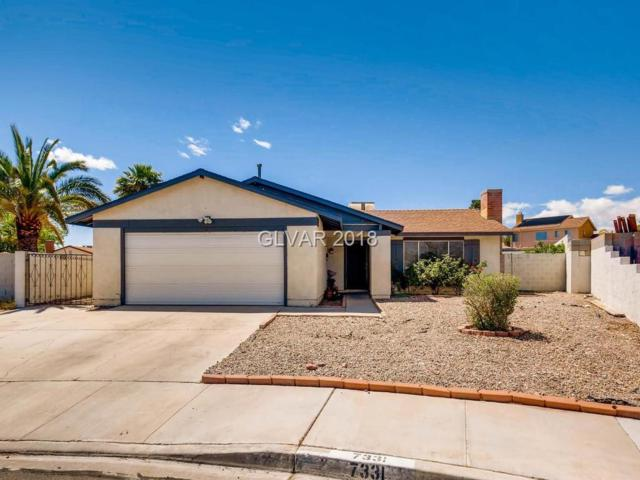 7331 Westpark, Las Vegas, NV 89147 (MLS #1985185) :: The Snyder Group at Keller Williams Realty Las Vegas