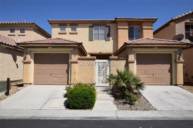 5498 Tantalum, Las Vegas, NV 89122 (MLS #1985243) :: Realty ONE Group