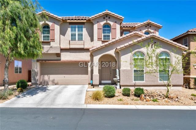 7240 Burnett, Las Vegas, NV 89178 (MLS #1985325) :: Realty ONE Group