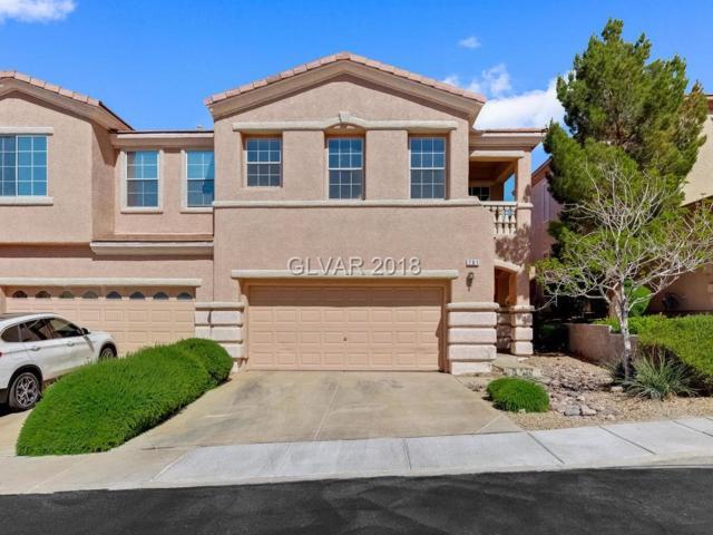 761 Solitude Point, Henderson, NV 89012 (MLS #1985419) :: The Snyder Group at Keller Williams Realty Las Vegas