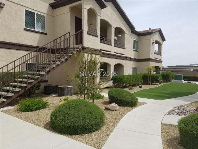 2291 Horizon Ridge #11164, Henderson, NV 89052 (MLS #1985443) :: Catherine Hyde at Simply Vegas