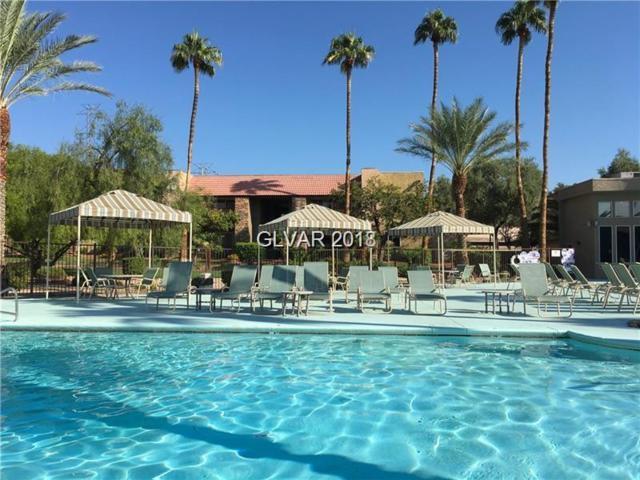 5405 Indian River #398, Las Vegas, NV 89103 (MLS #1985540) :: Catherine Hyde at Simply Vegas