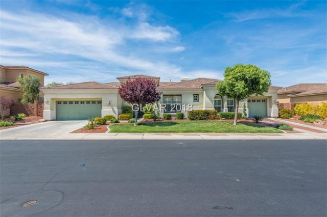 1724 Choice Hills, Henderson, NV 89012 (MLS #1985556) :: Realty ONE Group