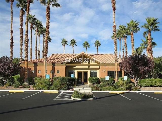 1501 Linnbaker #101, Las Vegas, NV 89110 (MLS #1985636) :: The Snyder Group at Keller Williams Realty Las Vegas