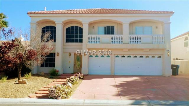 497 Fiddlehead, Las Vegas, NV 89183 (MLS #1985665) :: Realty ONE Group