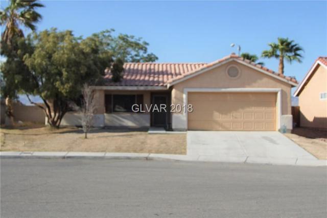 36 Bright Dawn, North Las Vegas, NV 89031 (MLS #1985693) :: The Snyder Group at Keller Williams Realty Las Vegas
