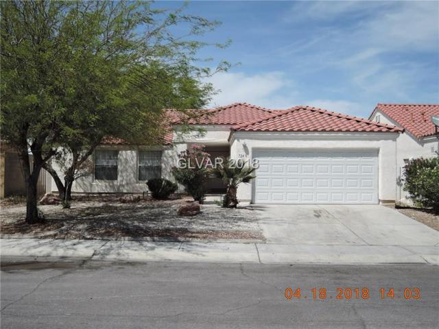 724 Heartland Point, North Las Vegas, NV 89032 (MLS #1985699) :: Realty ONE Group