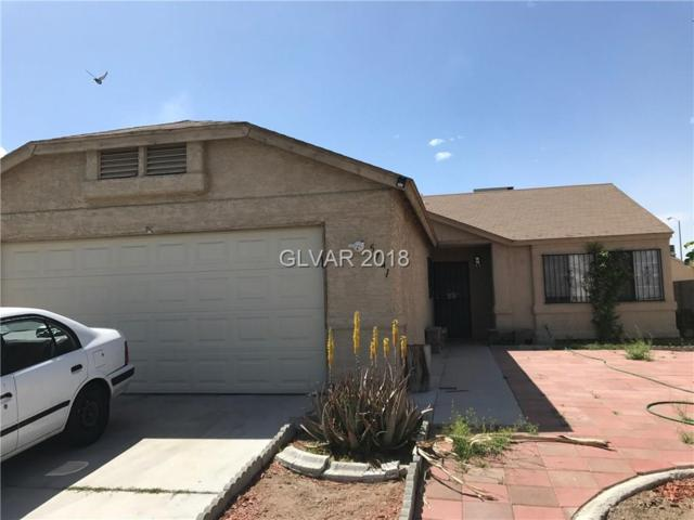 5741 Odessa, Las Vegas, NV 89142 (MLS #1985702) :: Realty ONE Group