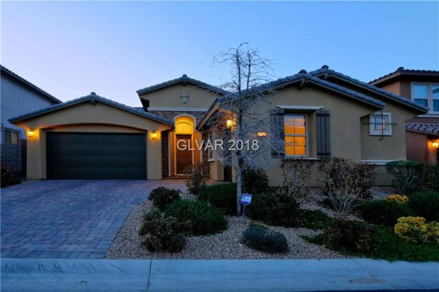 12230 Crystal Shore, Las Vegas, NV 89138 (MLS #1985712) :: The Snyder Group at Keller Williams Realty Las Vegas