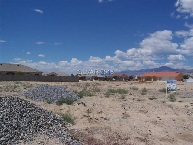 6880 S Sandpebble, Pahrump, NV 89061 (MLS #1985716) :: Trish Nash Team
