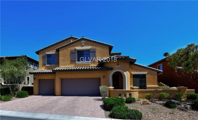 608 Highland Bluff, Las Vegas, NV 89138 (MLS #1985751) :: The Snyder Group at Keller Williams Realty Las Vegas
