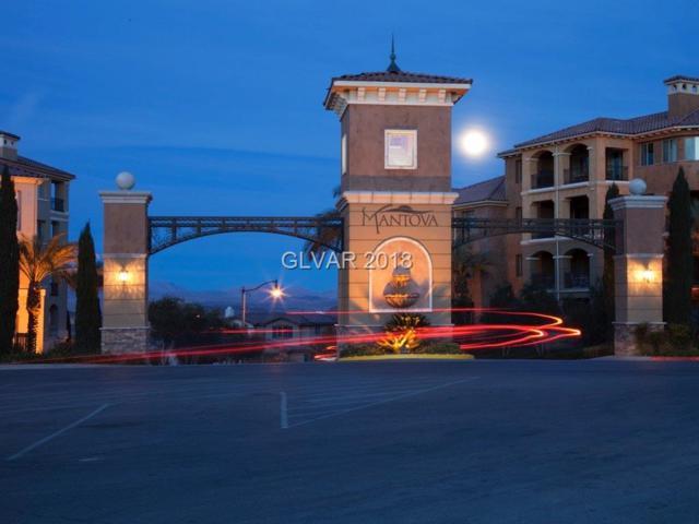 30 Via Mantova #201, Henderson, NV 89011 (MLS #1985815) :: Sennes Squier Realty Group
