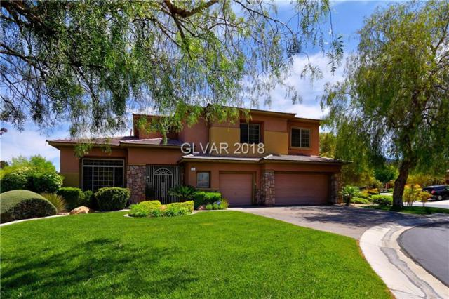 6 Desert Highlands, Henderson, NV 89052 (MLS #1985824) :: The Snyder Group at Keller Williams Realty Las Vegas