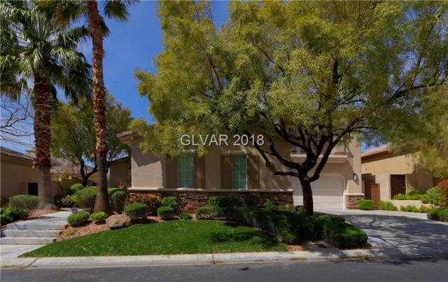 3329 Elk Clover, Las Vegas, NV 89135 (MLS #1985847) :: Realty ONE Group