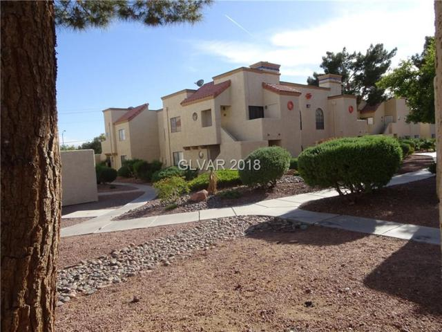 2974 Juniper Hills #104, Las Vegas, NV 89142 (MLS #1985954) :: The Snyder Group at Keller Williams Realty Las Vegas