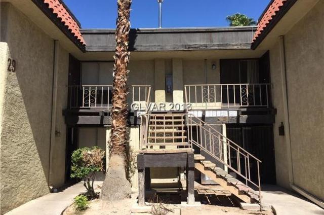 1405 Vegas Valley #338, Las Vegas, NV 89169 (MLS #1986194) :: Sennes Squier Realty Group