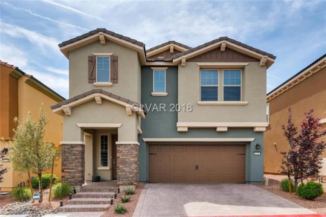 11215 Napa Grape, Las Vegas, NV 89135 (MLS #1986248) :: The Snyder Group at Keller Williams Realty Las Vegas
