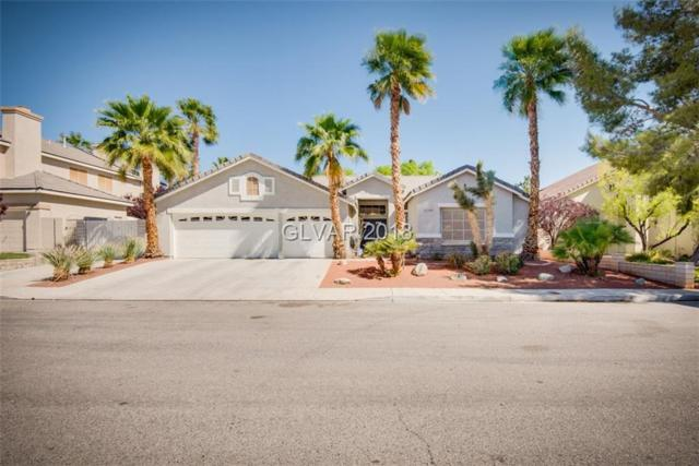 1140 Crescent Moon, North Las Vegas, NV 89031 (MLS #1986272) :: Realty ONE Group