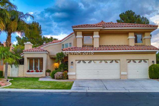 8920 St Pierre, Las Vegas, NV 89134 (MLS #1986302) :: The Snyder Group at Keller Williams Realty Las Vegas