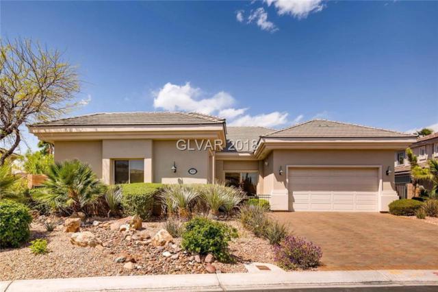 605 Hermosa Canyon, Las Vegas, NV 89145 (MLS #1986333) :: The Snyder Group at Keller Williams Realty Las Vegas