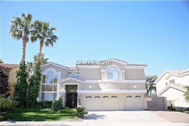 71 Teton Pines, Henderson, NV 89074 (MLS #1986412) :: The Snyder Group at Keller Williams Realty Las Vegas