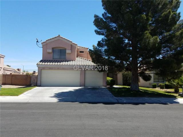 5516 Galena Point, Las Vegas, NV 89130 (MLS #1986440) :: ERA Brokers Consolidated / Sherman Group