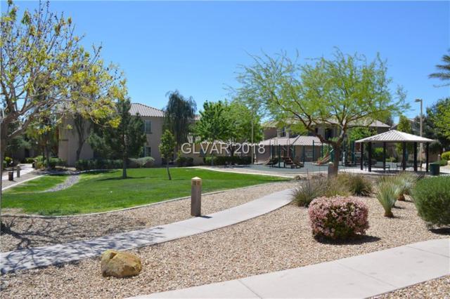 4705 Apulia #101, North Las Vegas, NV 89084 (MLS #1986445) :: Sennes Squier Realty Group