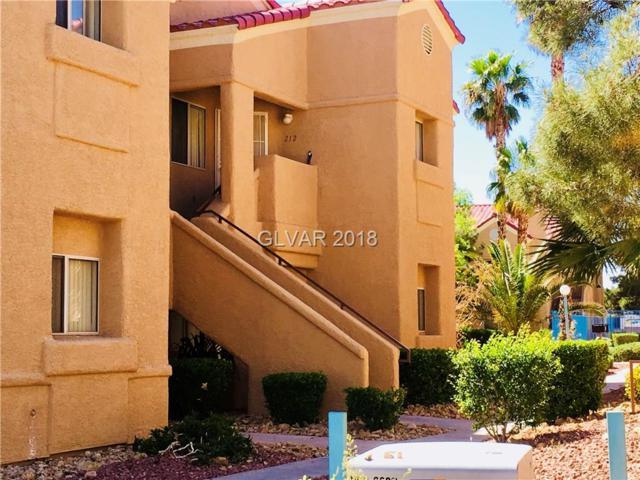 900 Heavenly Hills #212, Las Vegas, NV 89145 (MLS #1986453) :: Trish Nash Team