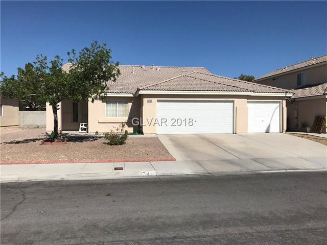 3714 Seneca Highland, North Las Vegas, NV 89032 (MLS #1986481) :: Trish Nash Team