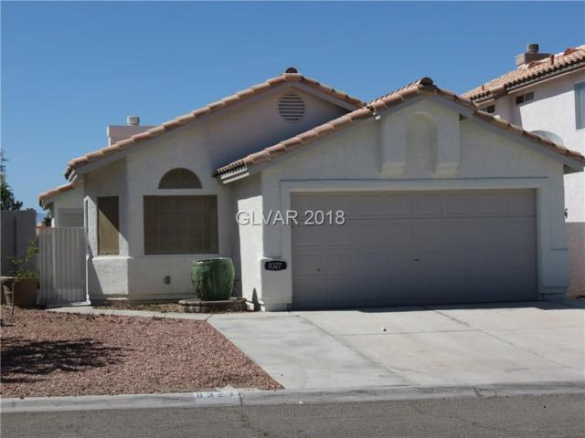 8327 Lodge Haven, Las Vegas, NV 89123 (MLS #1986495) :: Trish Nash Team