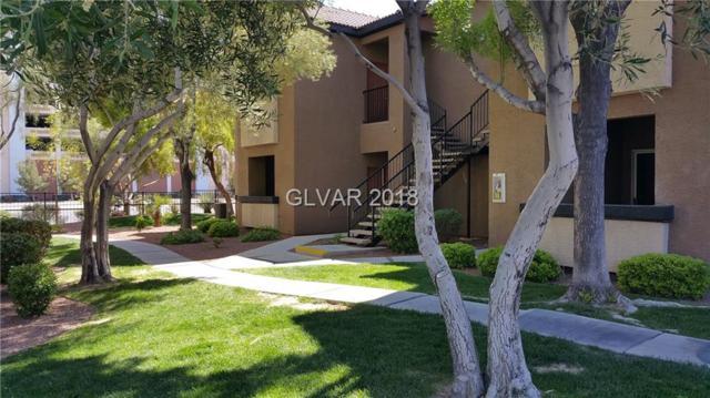 2615 W Gary #1046, Las Vegas, NV 89123 (MLS #1986525) :: The Snyder Group at Keller Williams Realty Las Vegas