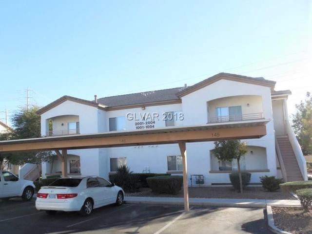 5650 Sahara #2003, Las Vegas, NV 89142 (MLS #1986820) :: Signature Real Estate Group