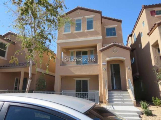 7724 Blended Stitch, Las Vegas, NV 89149 (MLS #1986878) :: Realty ONE Group