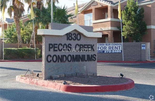 1830 Pecos #159, Las Vegas, NV 89015 (MLS #1987207) :: The Snyder Group at Keller Williams Realty Las Vegas