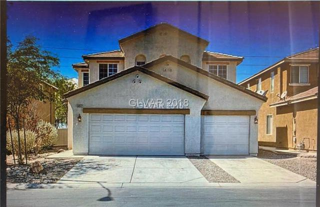 6057 Glenborough, North Las Vegas, NV 89115 (MLS #1987243) :: Signature Real Estate Group