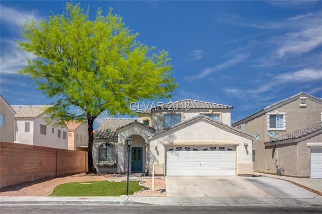 2514 Mango Bay, North Las Vegas, NV 89031 (MLS #1987278) :: Signature Real Estate Group