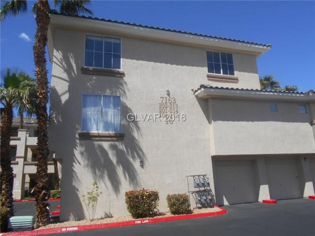 7163 Durango #303, Las Vegas, NV 89113 (MLS #1987282) :: The Snyder Group at Keller Williams Realty Las Vegas