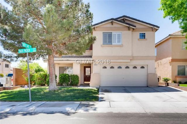 8121 Backpacker, Las Vegas, NV 89131 (MLS #1987301) :: Signature Real Estate Group
