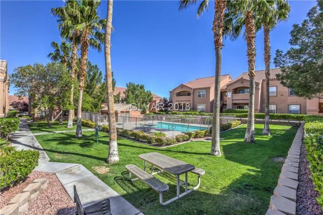 8101 Flamingo #1023, Las Vegas, NV 89147 (MLS #1987386) :: The Snyder Group at Keller Williams Realty Las Vegas